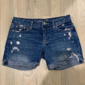 """American Eagle"" Jean Shorts"
